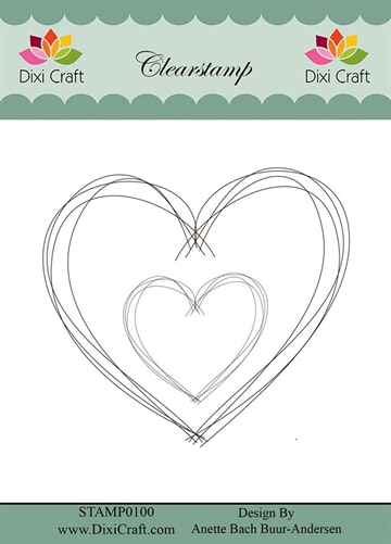 Dixi Craft - Clear stamp - 272036